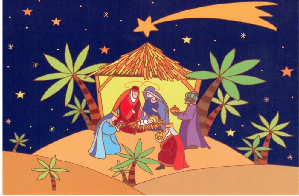 UNICEF Weihnachtskarte