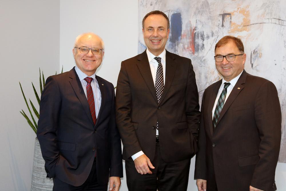Vorstand Volksbank 2018