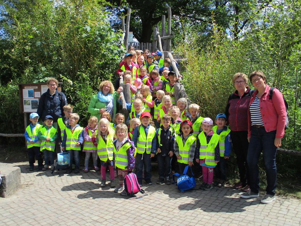 Zoo Besuch – St. Johannes Kindergarten