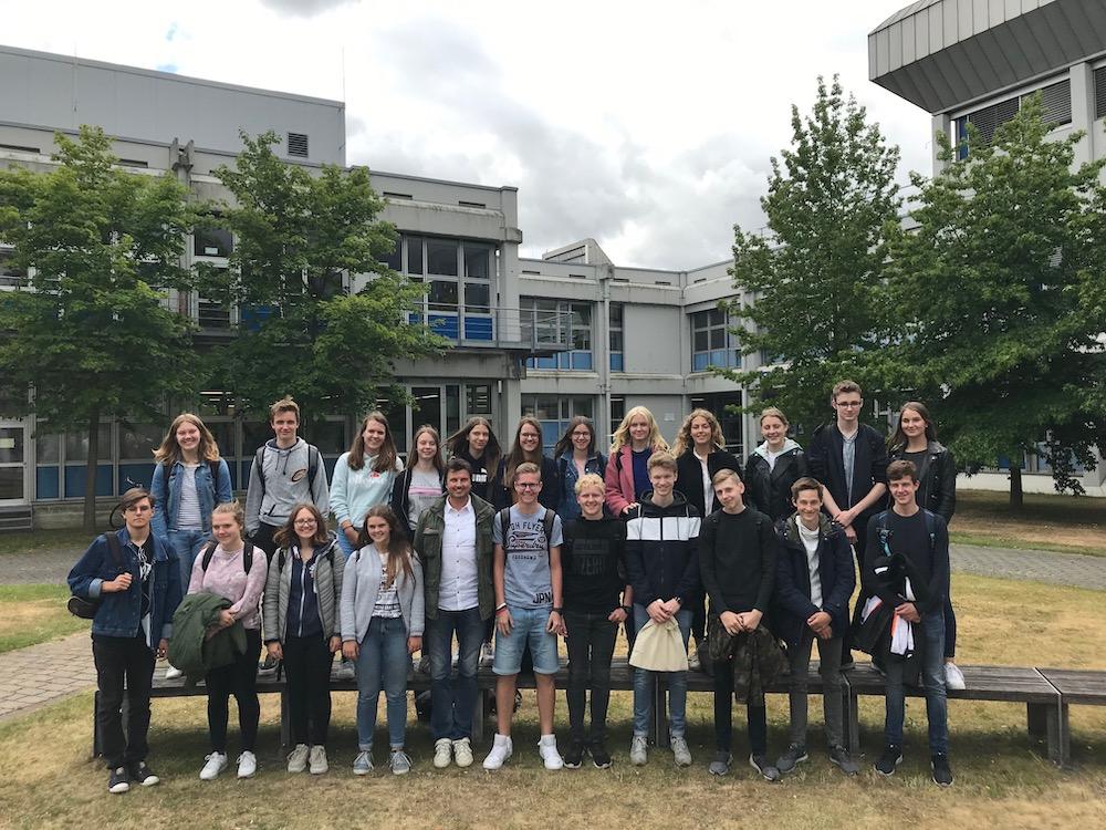 Schülercampus 2019 an der FH-Steinfurt