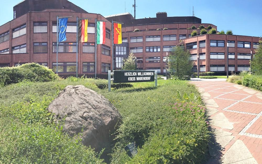 Kreishaus Warendorf