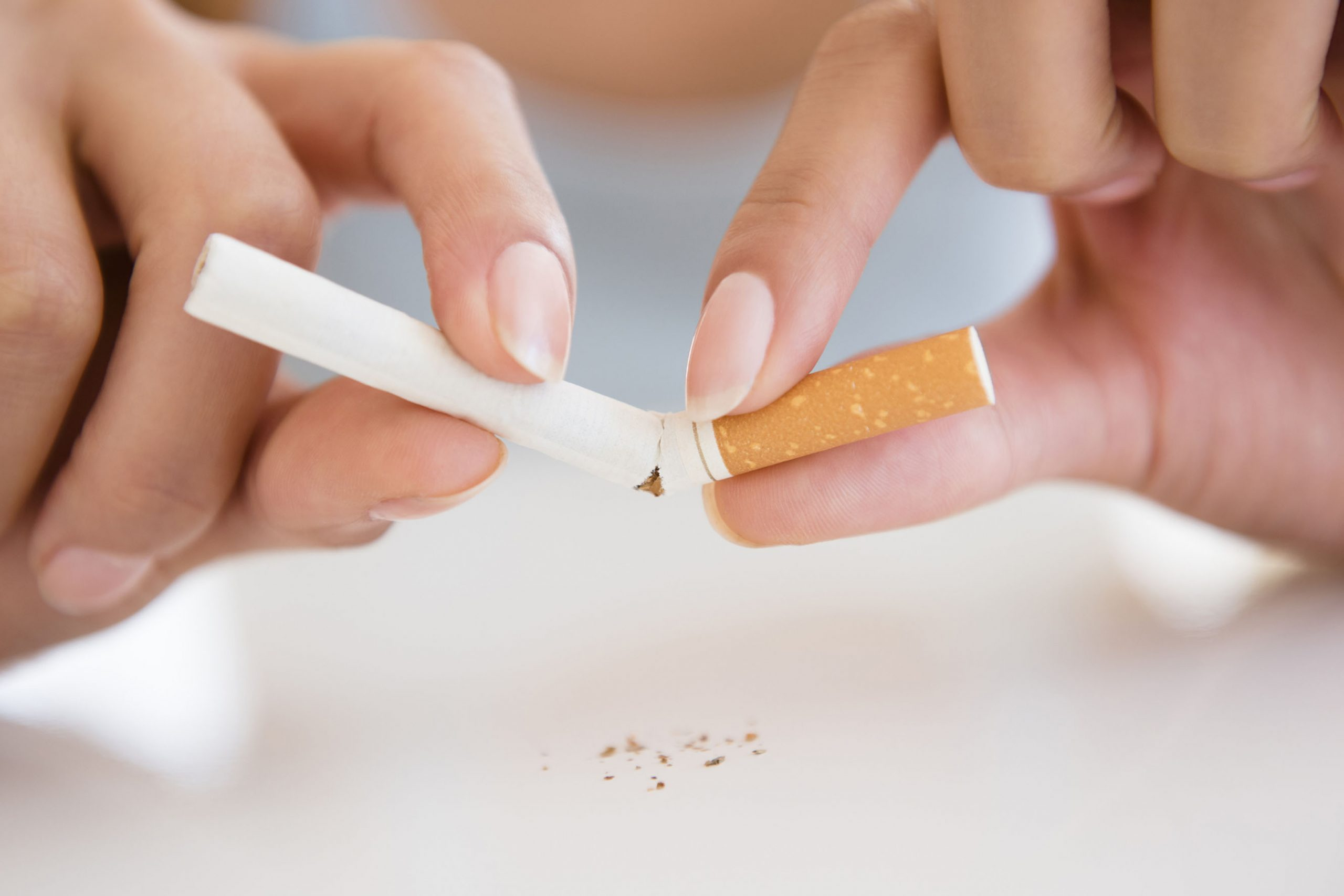 Vaping E-Zigaretten und Aufhören mit dem Rauchen