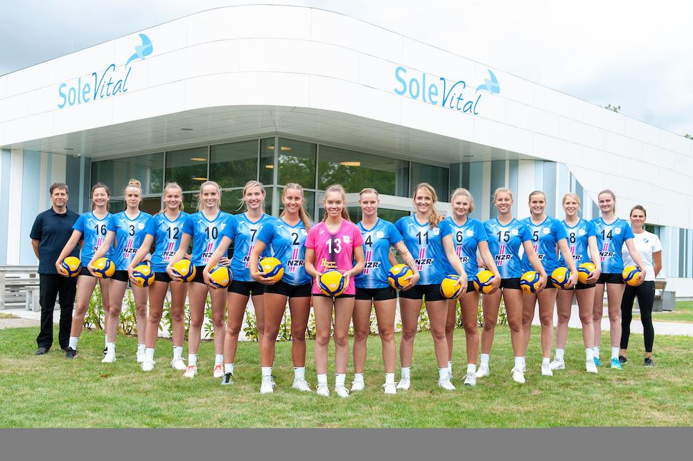 Mannschaftsportrait 1. Volleyball Damen SV Bad Laer