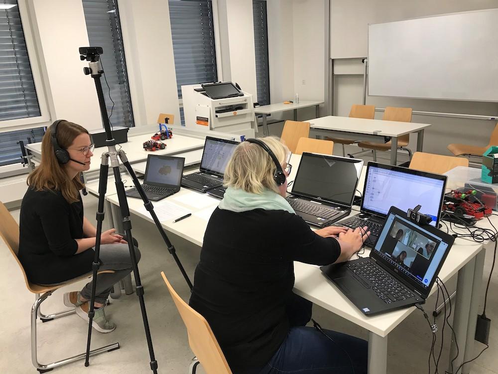MINT Schnupperstudium Goebel Prott-Warner