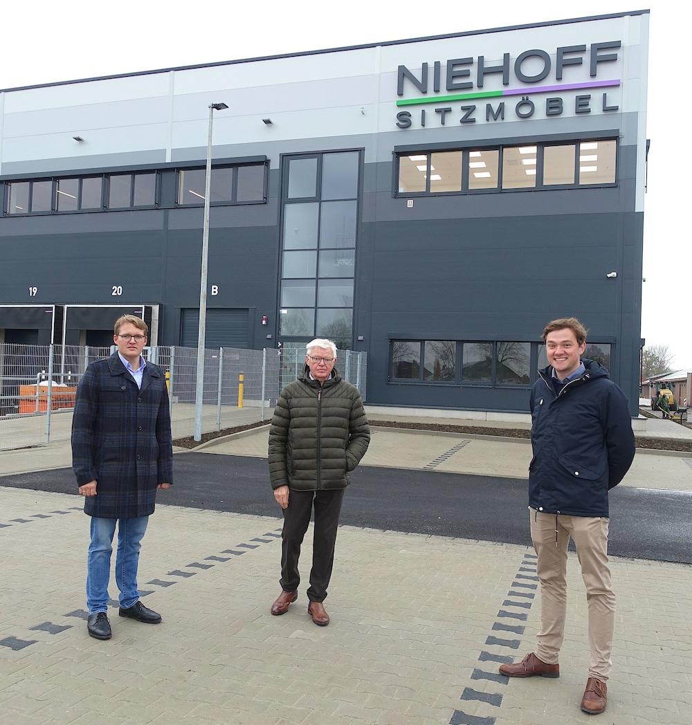 Neubau Niehoff